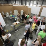 Integrated lean project delivery flips the design process for the new ER